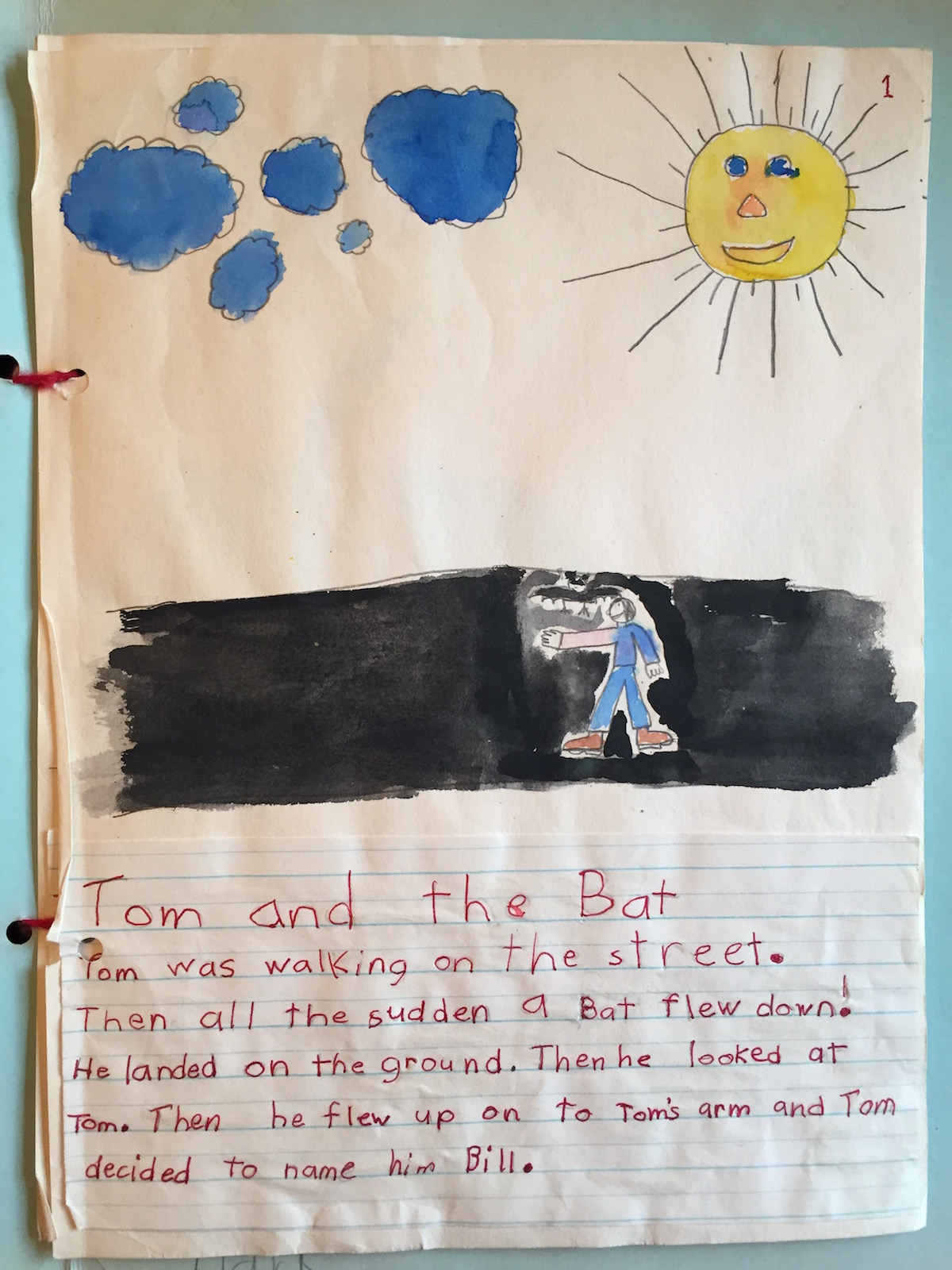 Tom and the Bat 2
