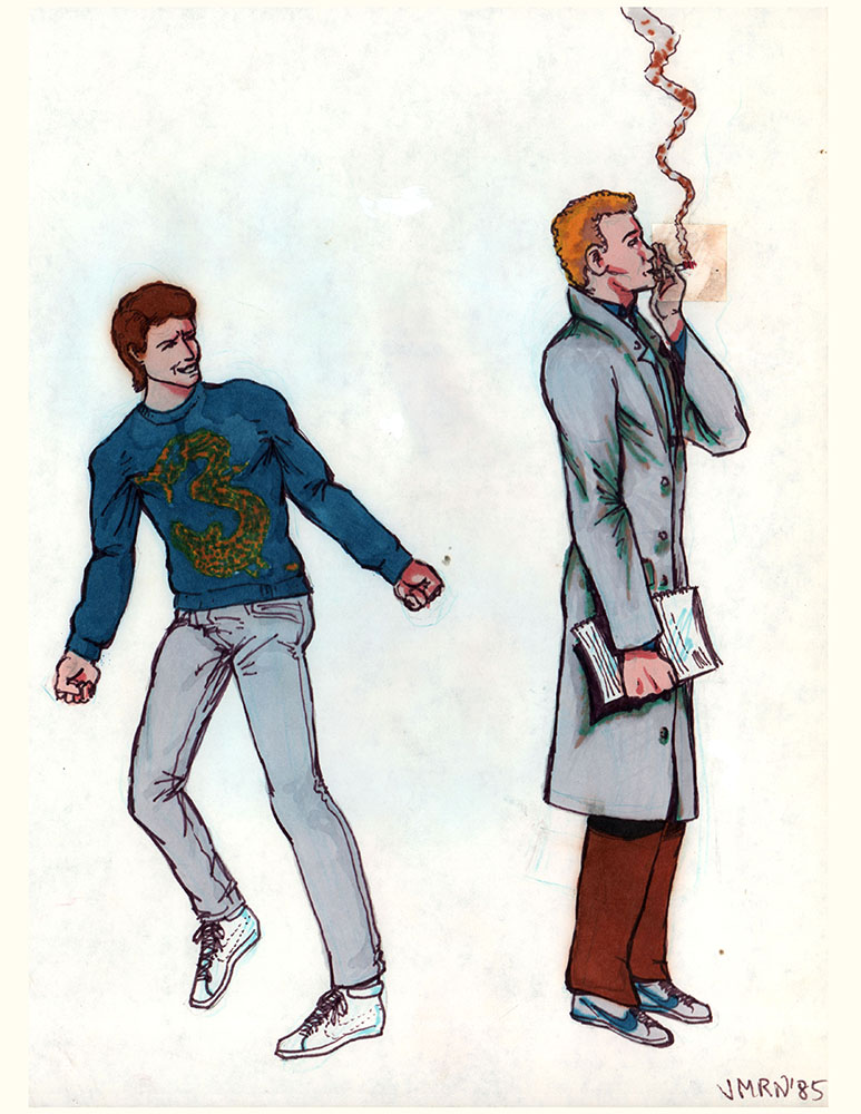 Seth and Jason