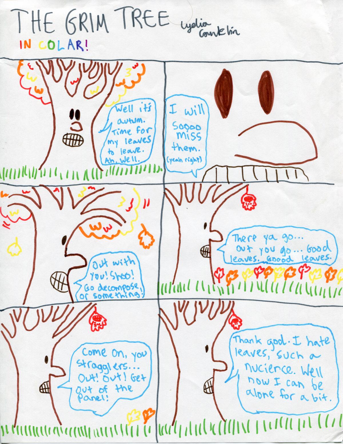 Grim Tree 3