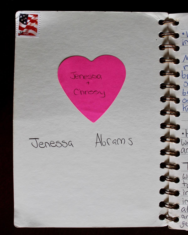 Jenessa Abrams 2